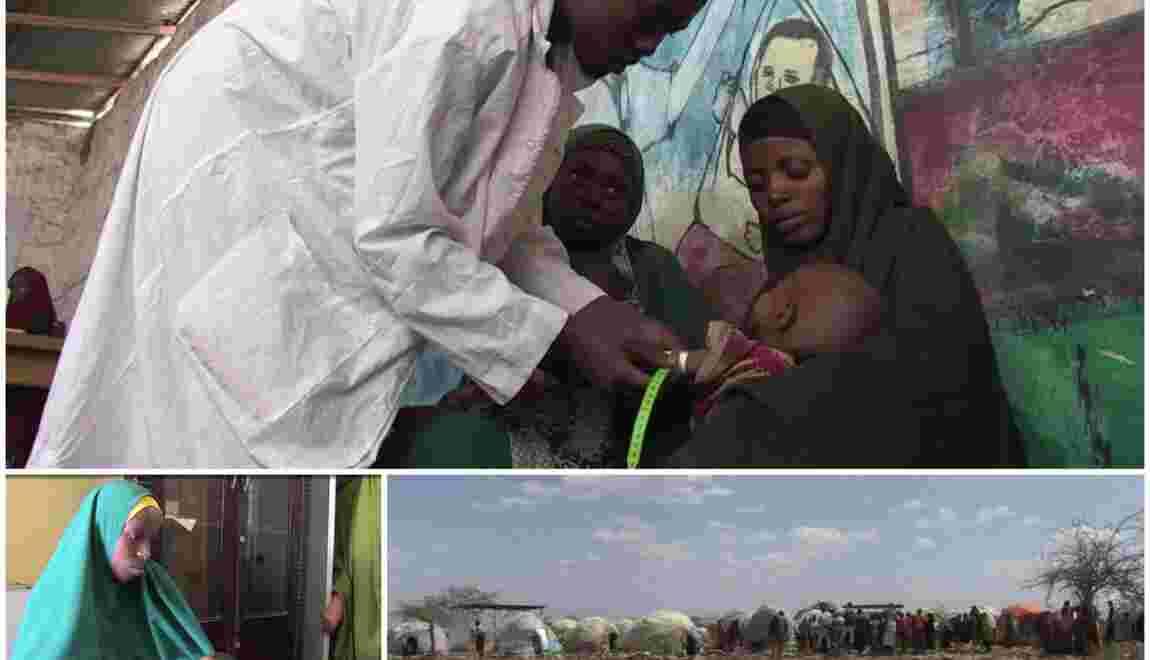 Quand les réseaux sociaux se mobilisent contre la famine en Somalie