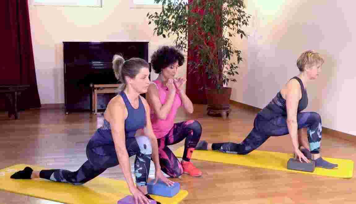 Trois exercices de yoga pour lutter contre le mal de dos