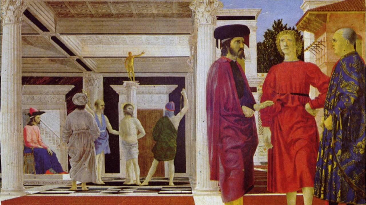 Piero della Francesca, des mathématiques à la peinture