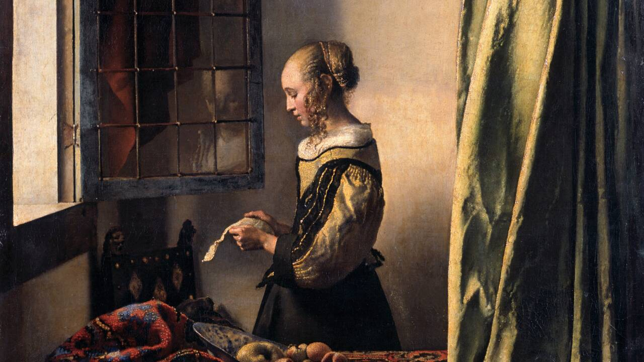 Dix choses que vous ne saviez pas sur Vermeer