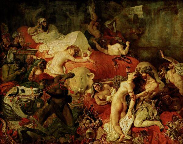 Delacroix Et Le Romantisme Geo Fr