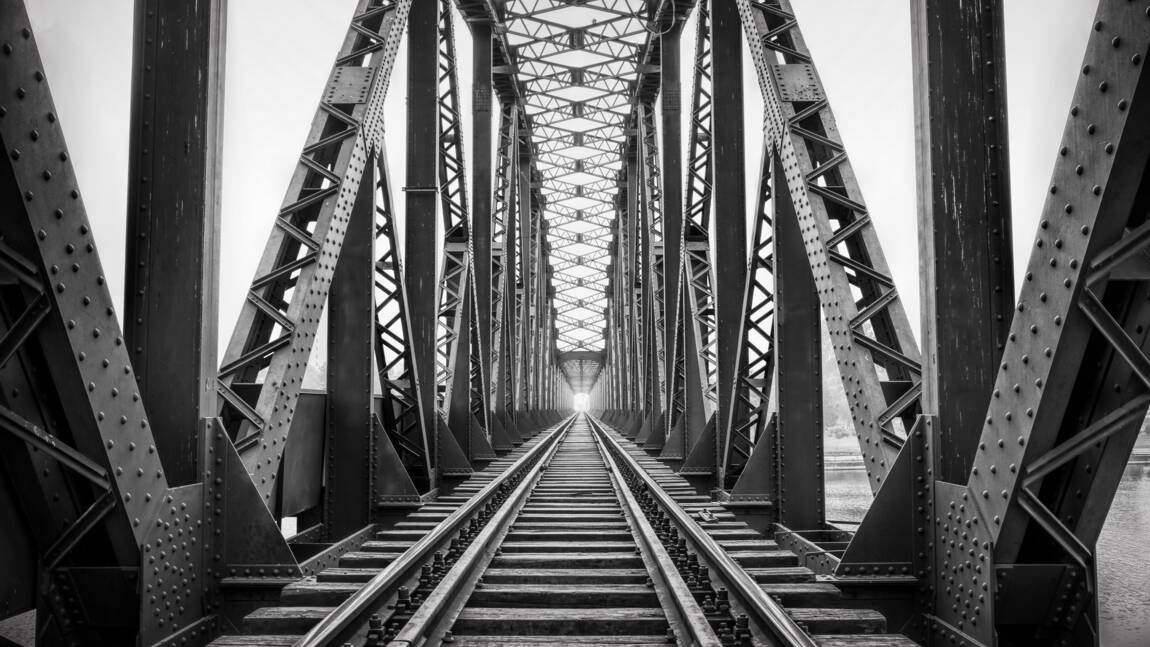 La photographie en noir et blanc