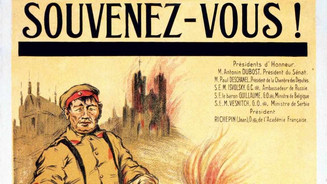 La Première Guerre mondiale à travers les affiches de propagande