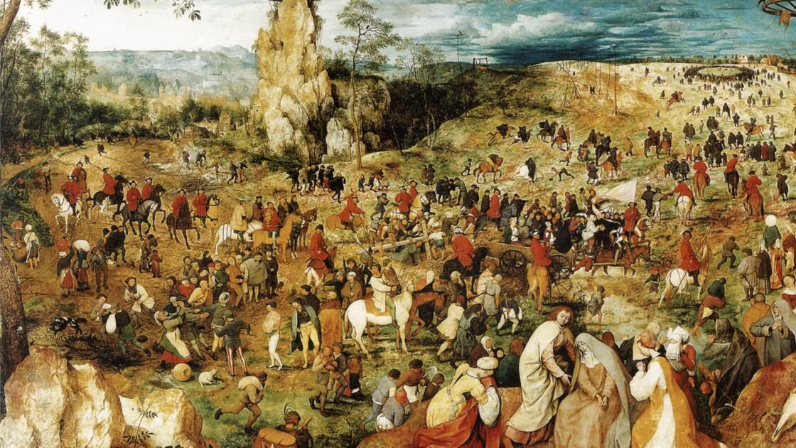 Dix Choses Que Vous Ne Saviez Pas Sur Brueghel L Ancien Geo Fr
