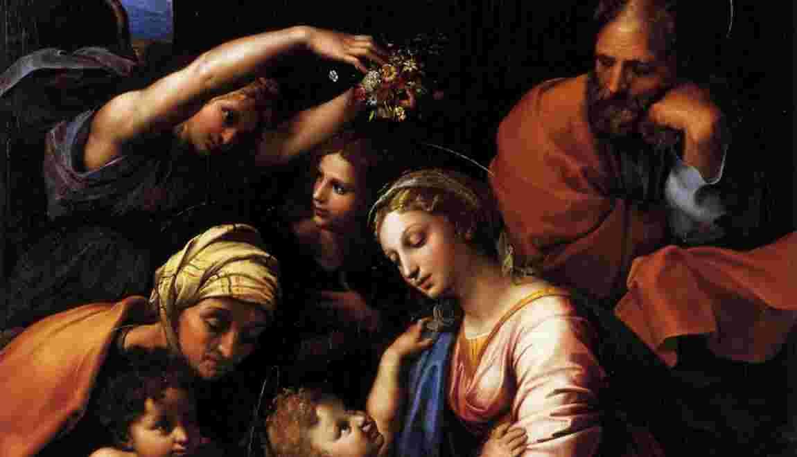 Dix choses que vous ne saviez pas sur Raphaël