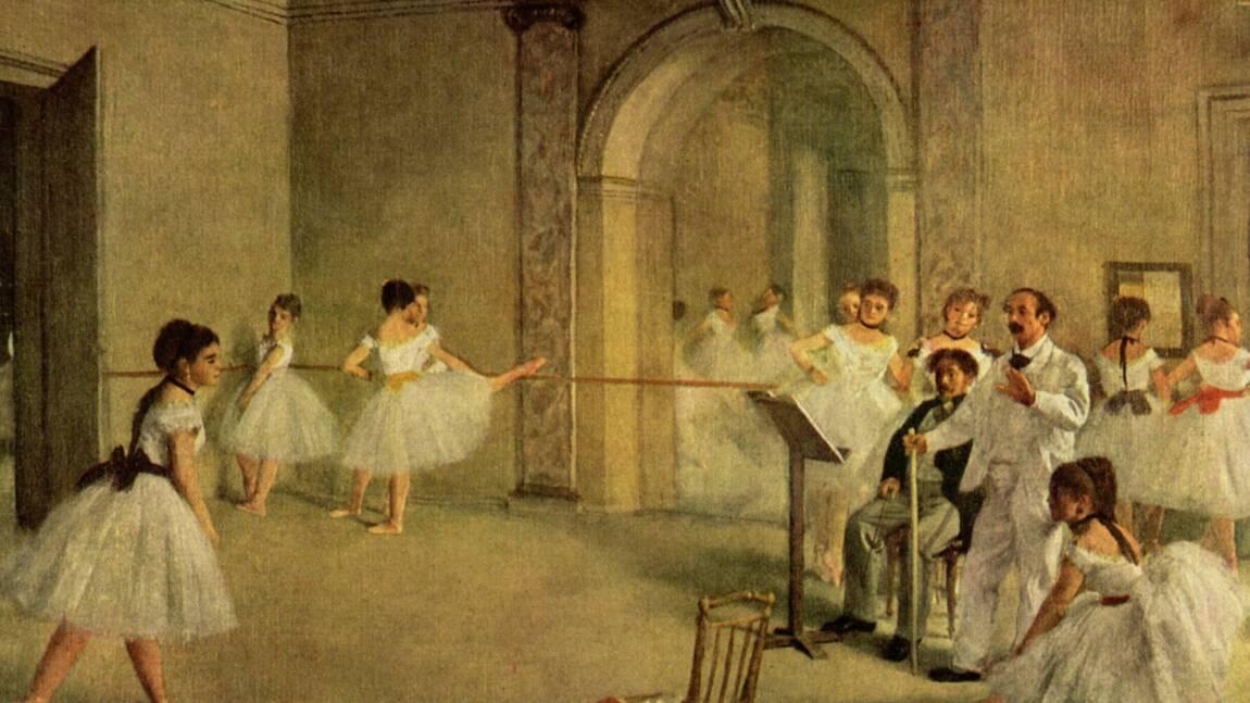 Dix choses que vous ne saviez pas sur Degas