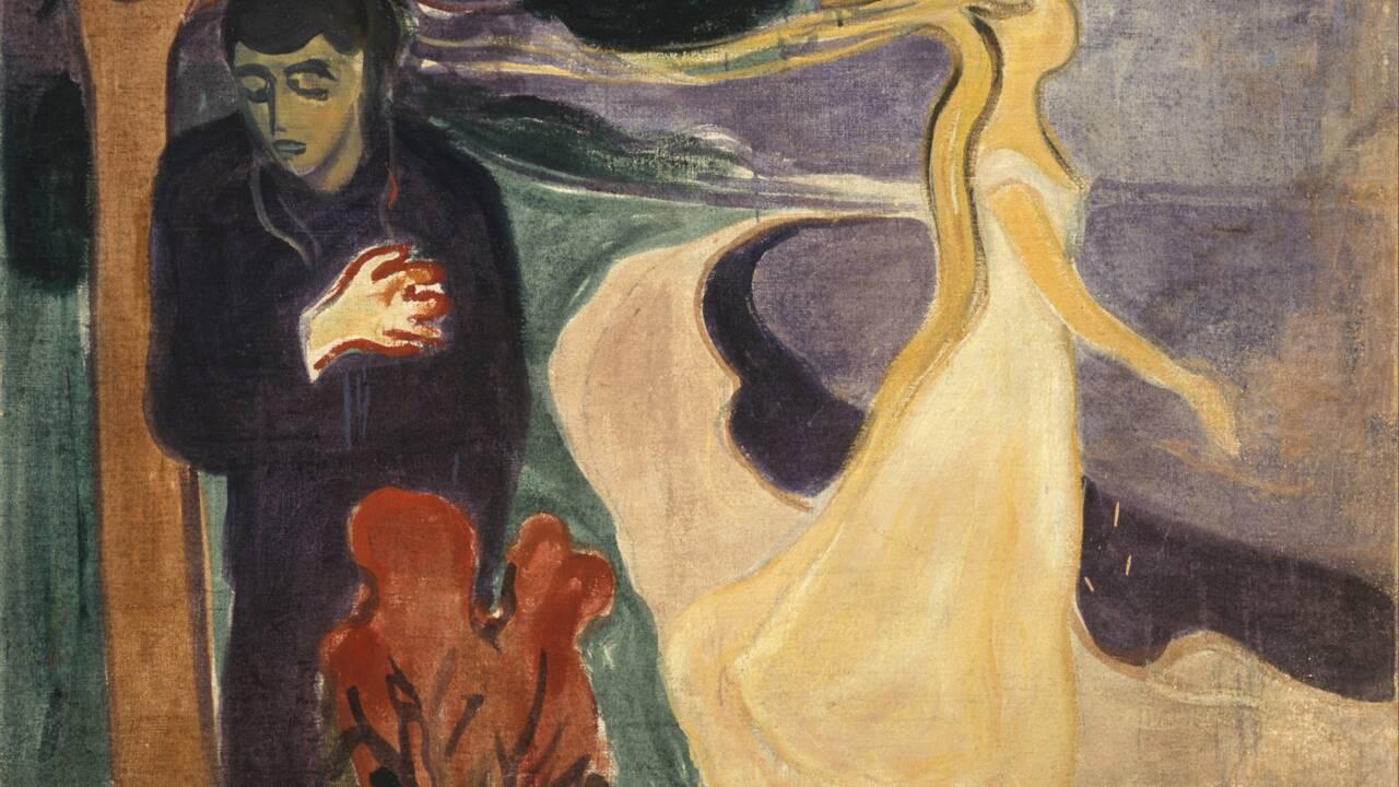 10 choses que vous ne saviez pas sur Edvard Munch