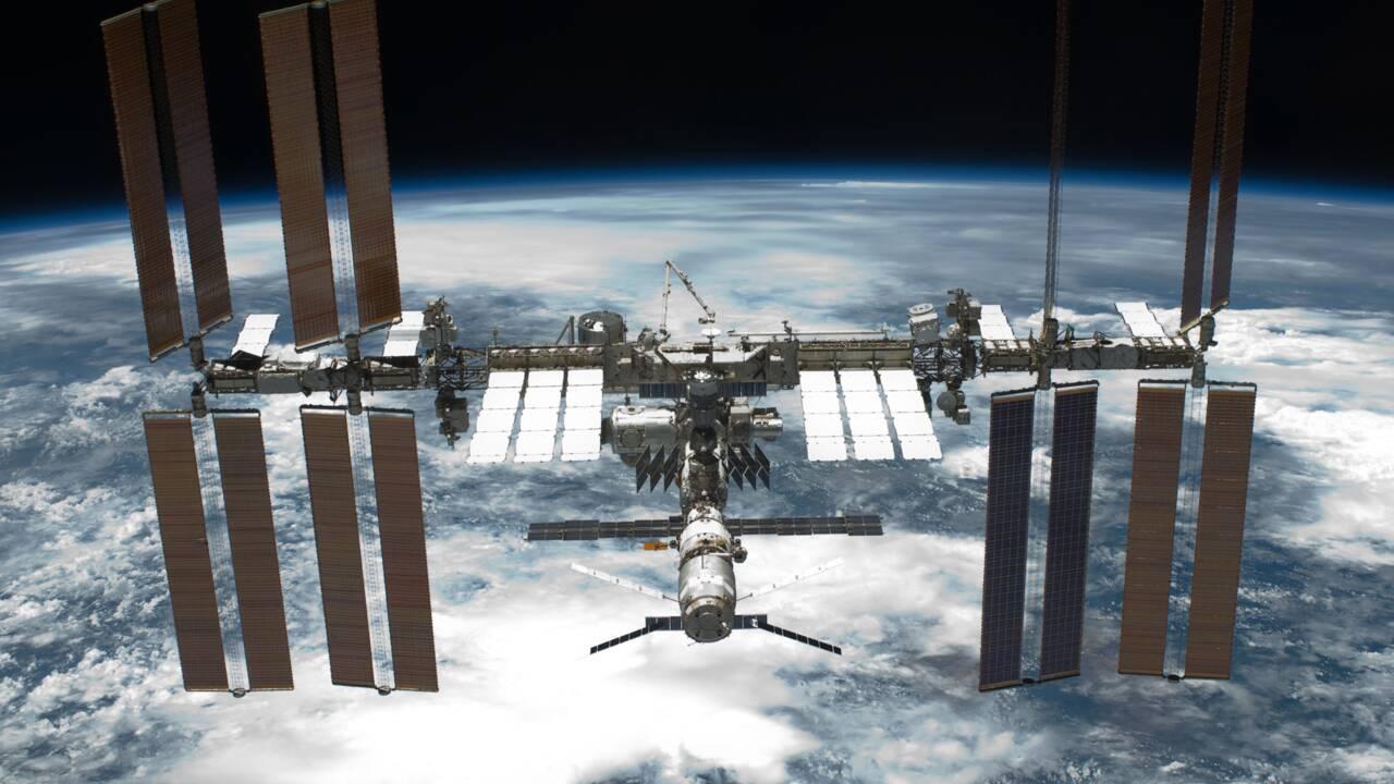 Cinq choses à savoir sur la Station spatiale internationale