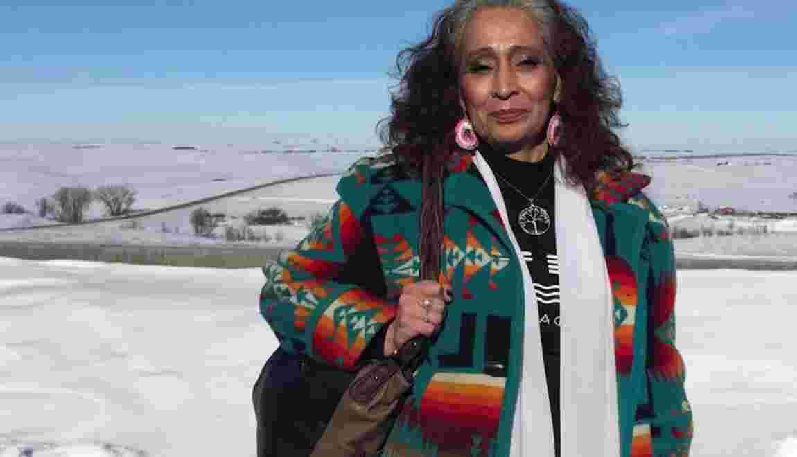 Qui est LaDonna Brave Bull, figure de la résistance sioux à Standing Rock ?