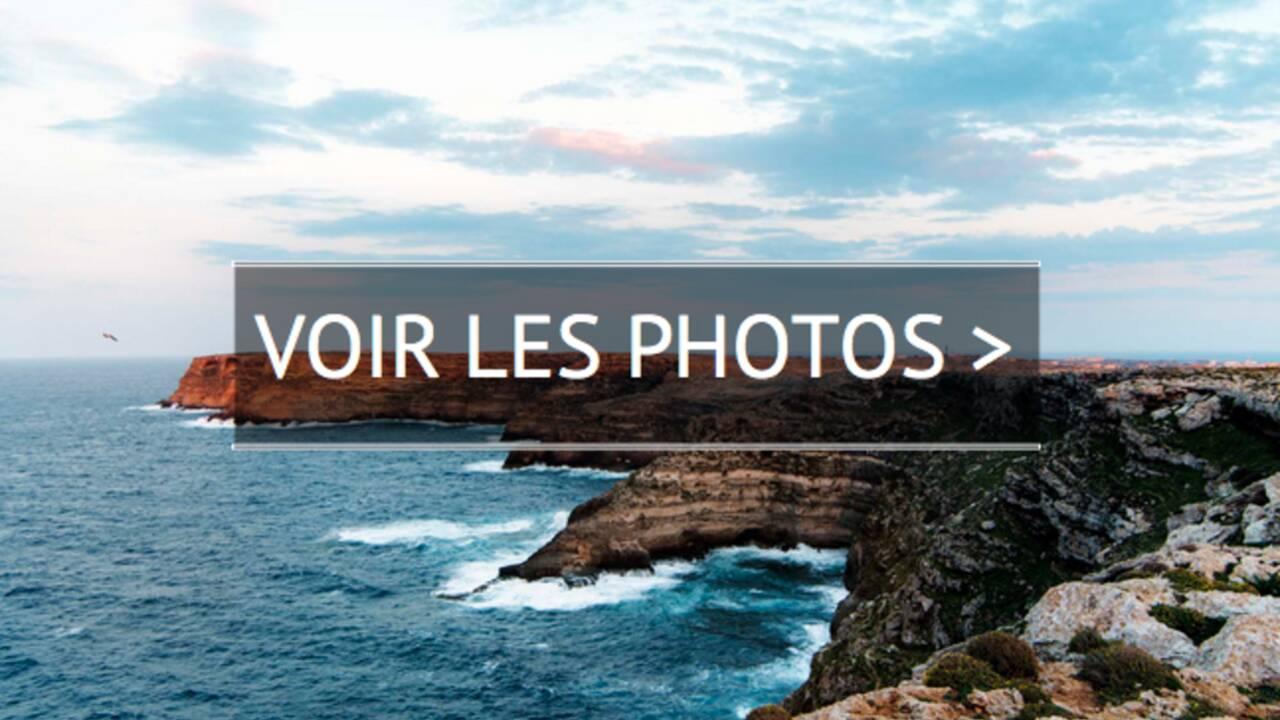PHOTOS : Lampedusa, l'île de la consolation