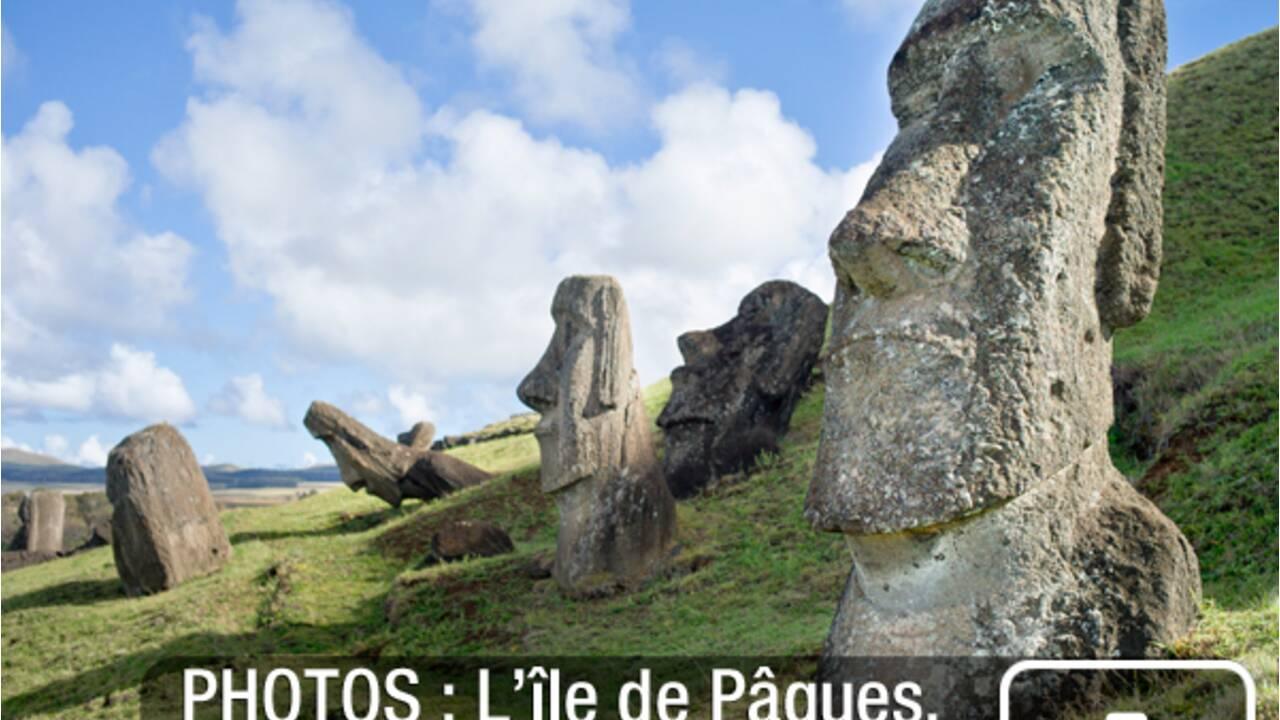 PHOTOS - Île de Pâques : voyage aux confins du Pacifique