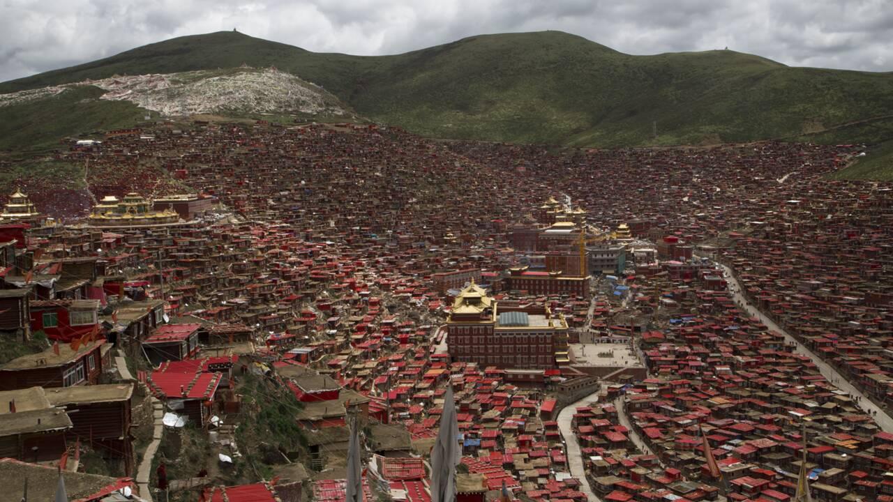 Le bouddhisme tibétain sous les bulldozers