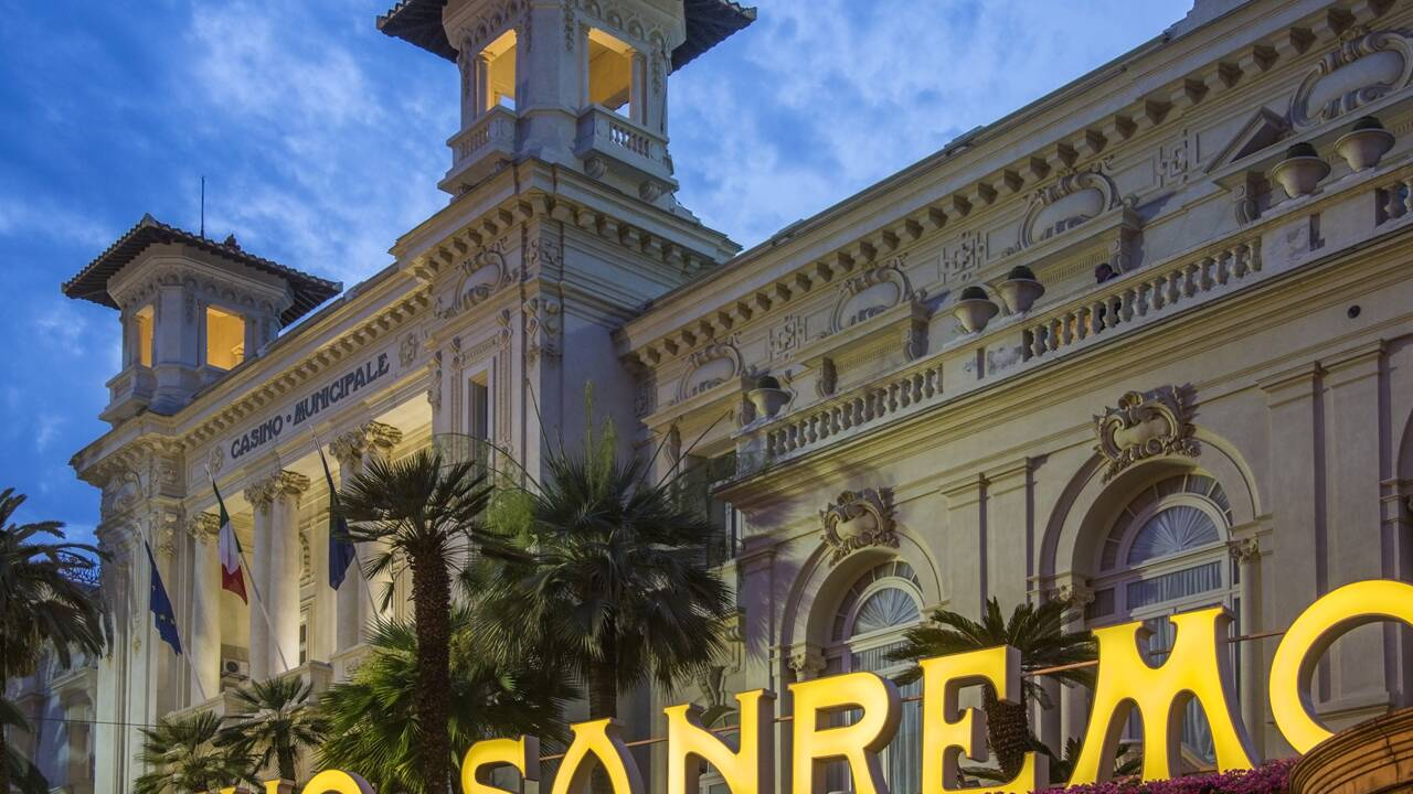 San Remo, championne du monde de la chanson populaire