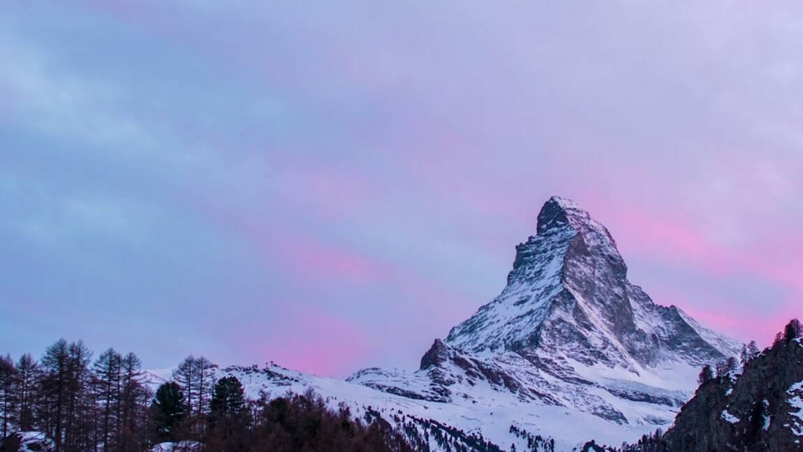 VIDÉO - Ode au Cervin, majestueux sommet