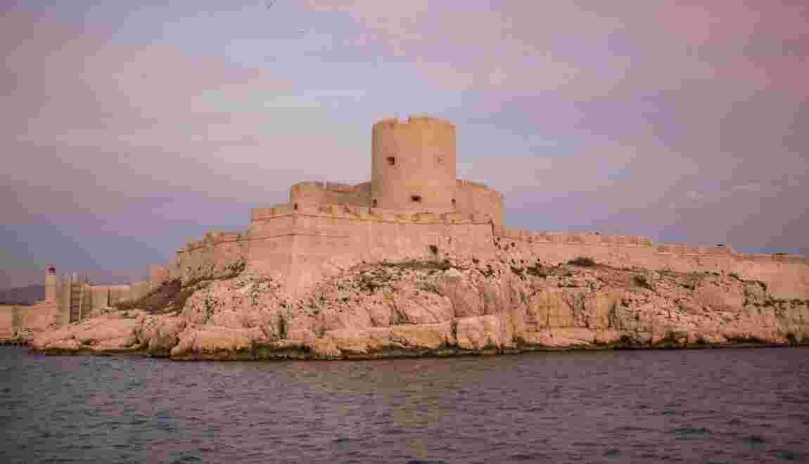 Le château d'If, une prison maudite sous la bonne garde du mistral