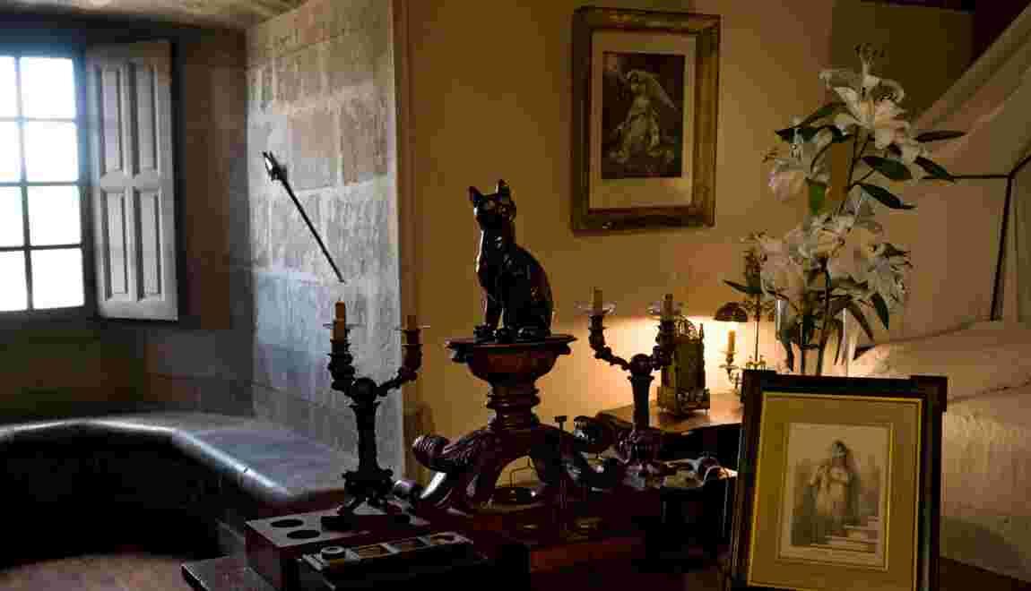Mystères de Bretagne : à Combourg, spectre de chat et mémoires d'outre-tombe