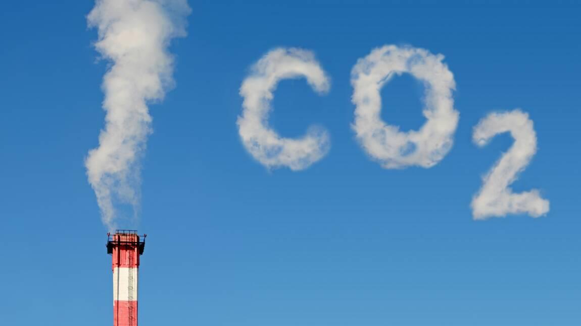 Le dioxyde de carbone, un gaz au cœur de l'effet de serre
