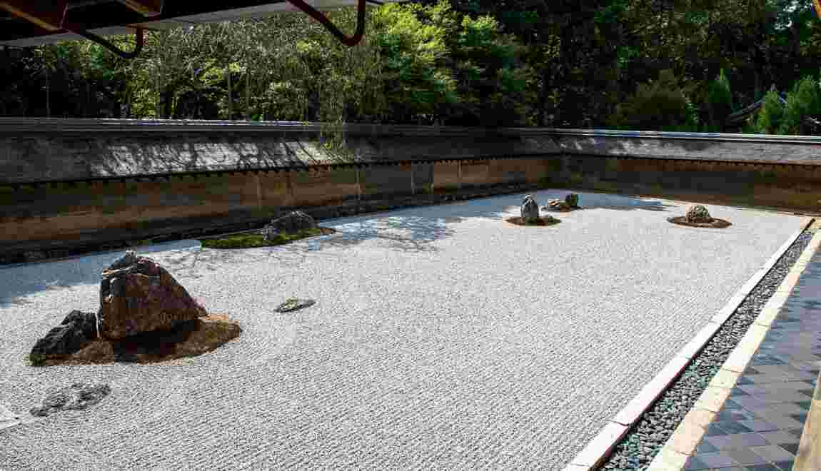 Japon : 6 secrets du jardin \