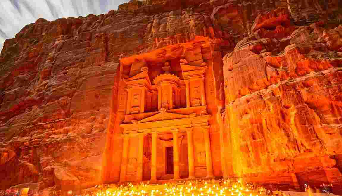 VIDÉO - Jordanie : qui étaient les habitants de Pétra, mystérieuse cité des sables ?