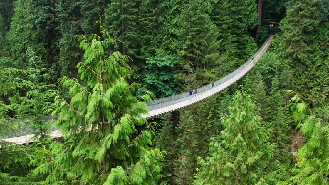 Vancouver, une des villes les plus agréables au monde
