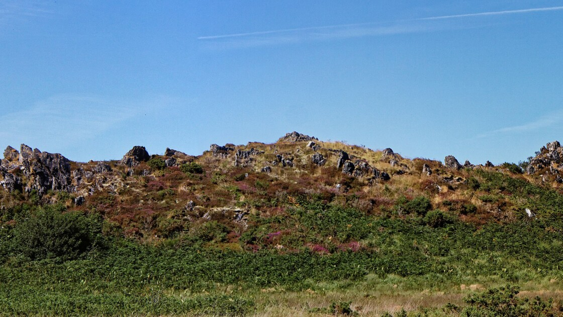 Les mystères de Bretagne : monts et merveilles d'Arrée