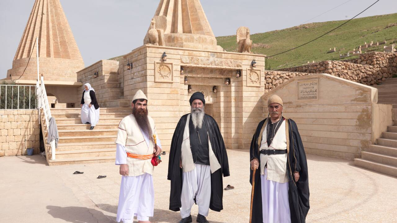Les Yézidis : enquête sur les oubliés de l'Orient