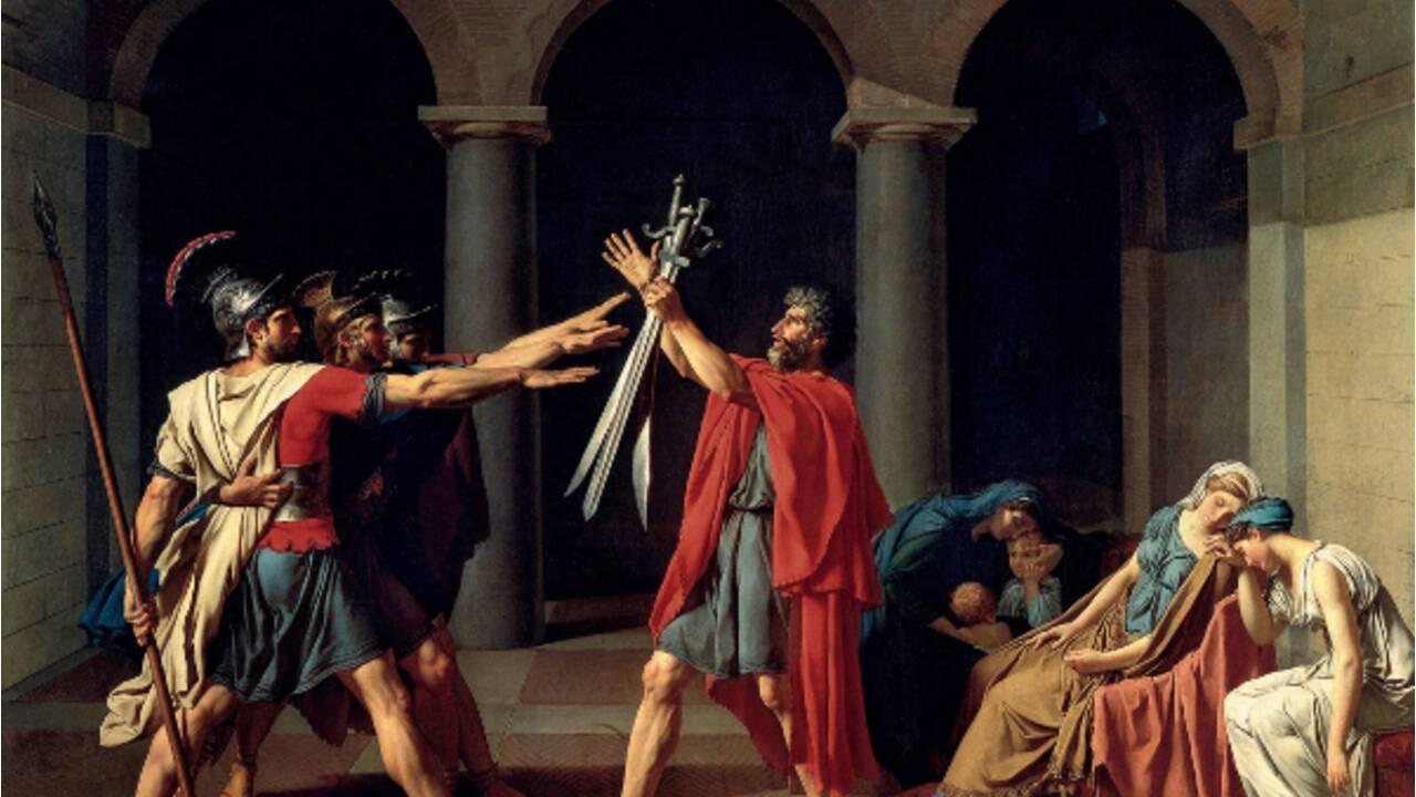 David, le néoclassique