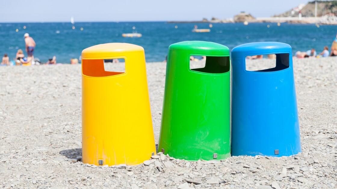 Le tri sélectif, premier pas vers le recyclage