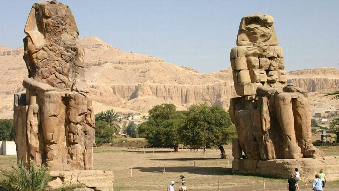 Egypte : découverte de 27 statues de la déesse à tête de lionne Sekhmet