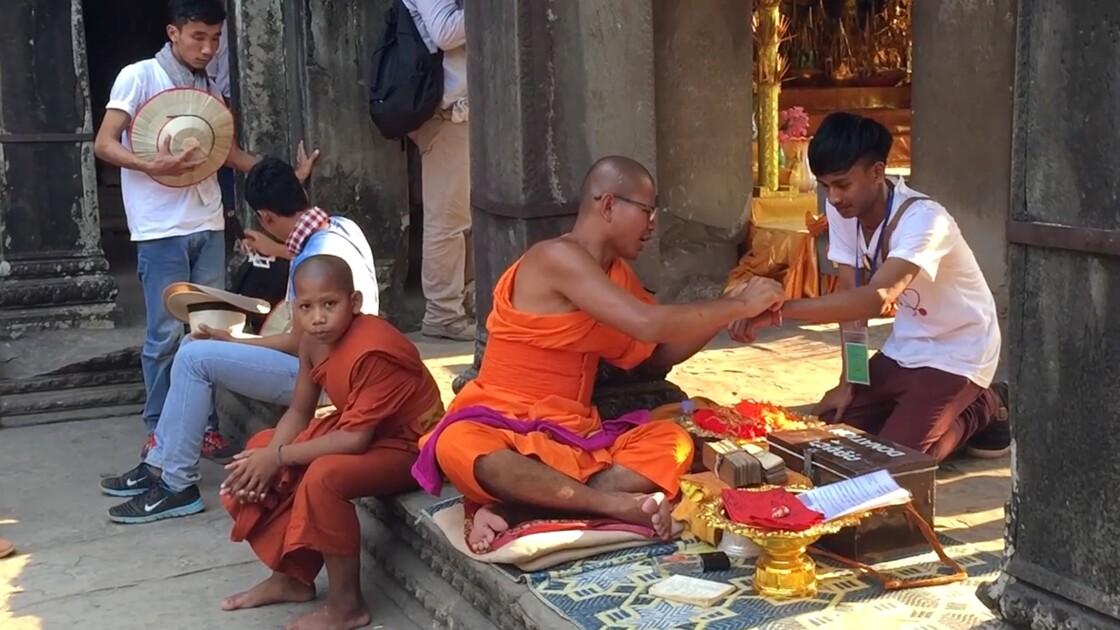 VIDÉO - Cambodge : Angkor... et toujours vivant