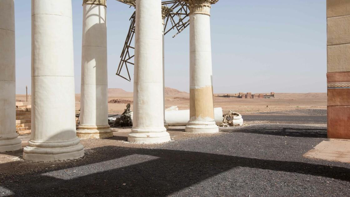 PHOTOS - Le Sahara, immense plateau de cinéma