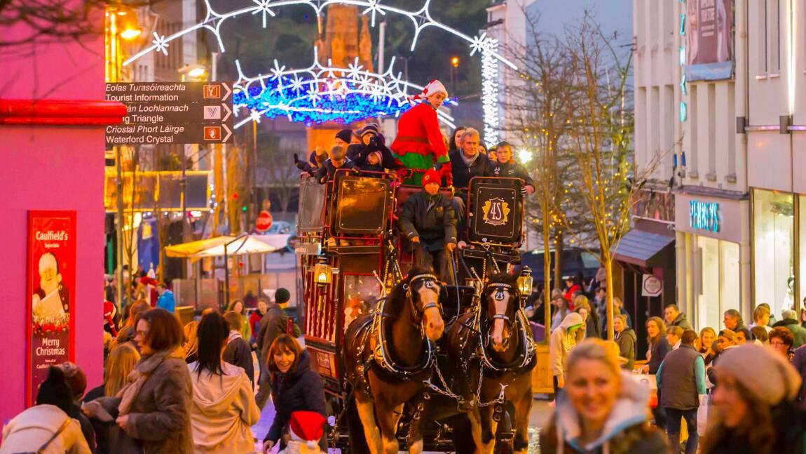 Les fêtes de fin d'année en Irlande