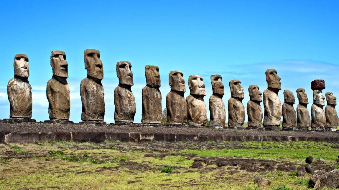 Les derniers mystères des statues de l'île de Pâques soulevés ?