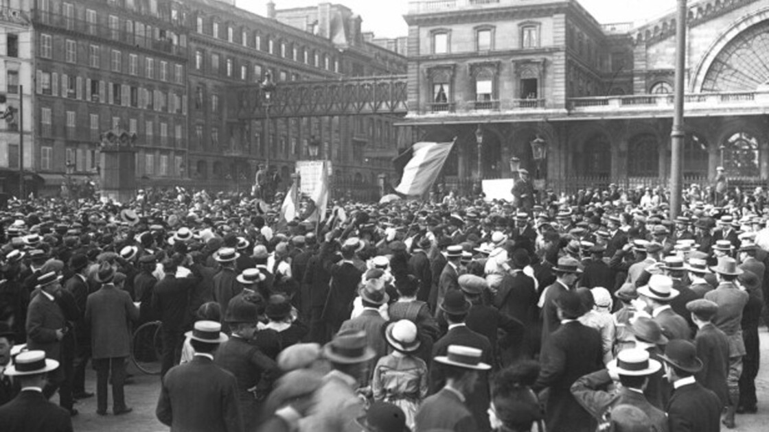 Première Guerre mondiale : le 1er août 1914, ils croyaient à une victoire rapide…