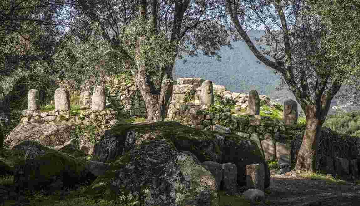 Les mystères de Corse : Filitosa, une énigme minérale figée dans le granite
