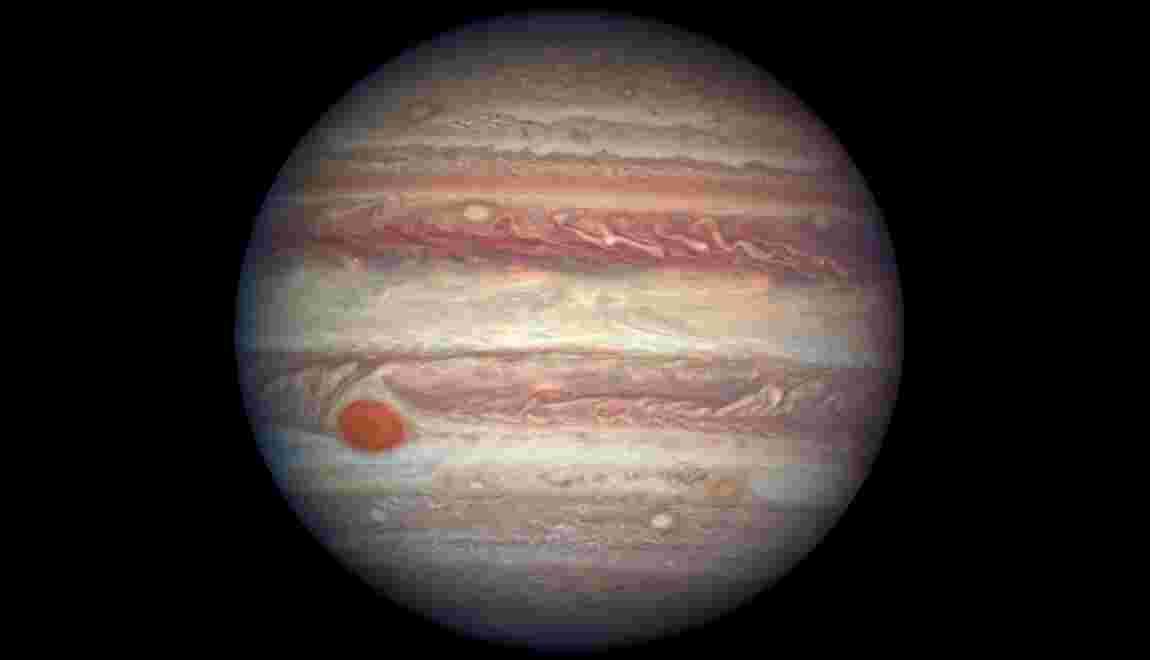 Ce qu'il faut savoir sur Jupiter