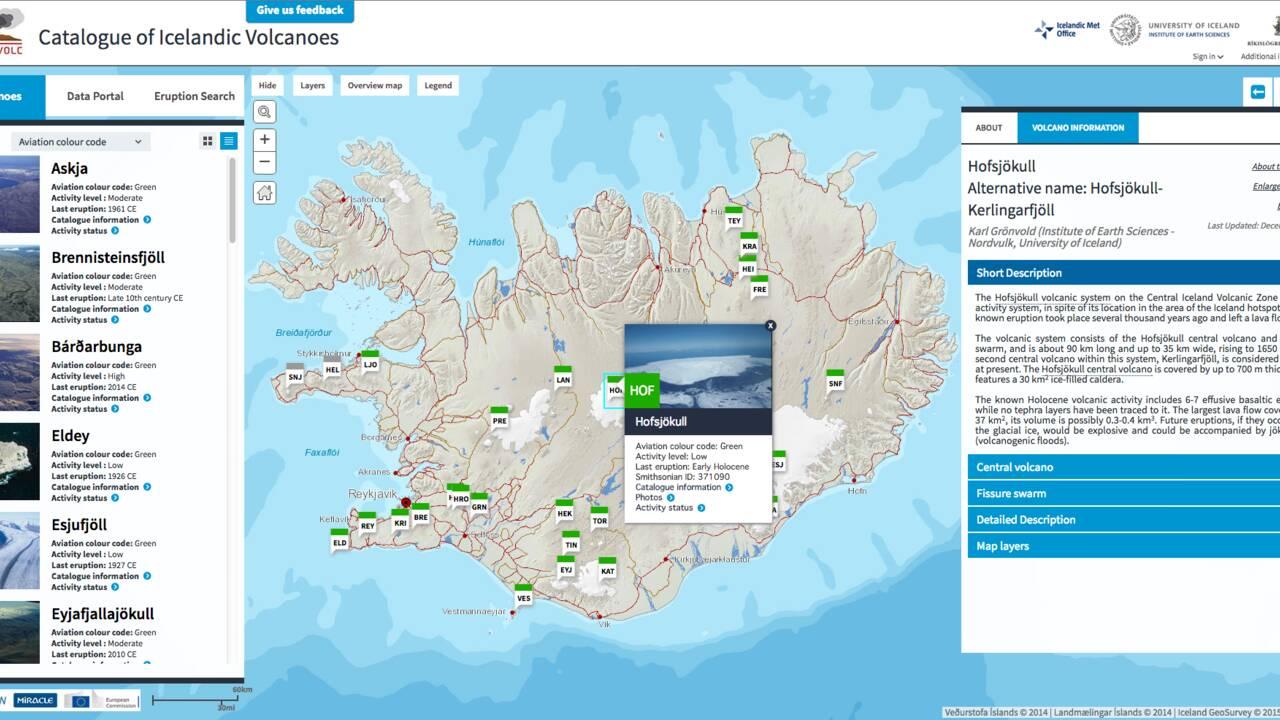 Vous allez tout savoir sur les volcans d'Islande