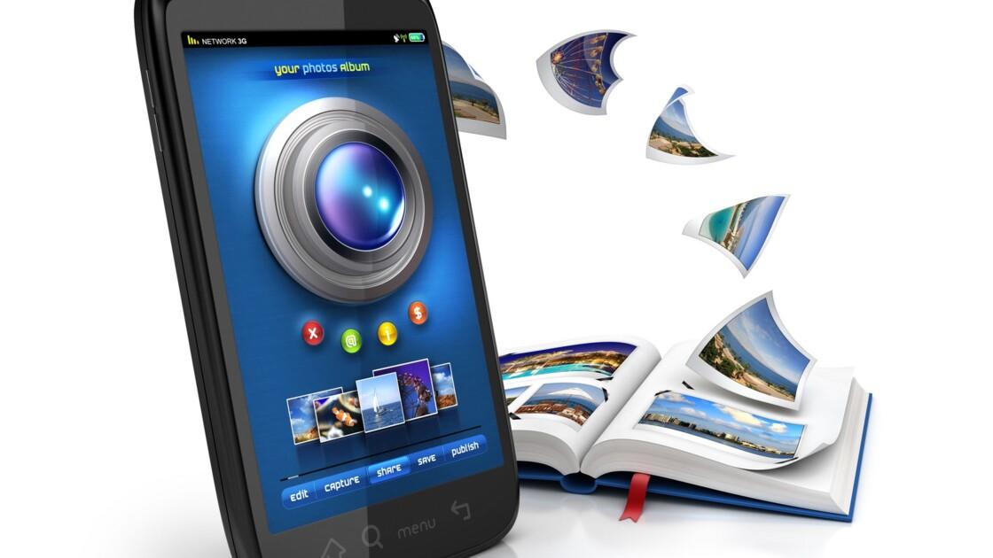 Créer un livre de photographie