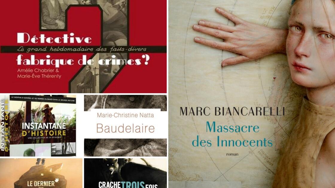 Livres, BD, DVD : 6 beaux cadeaux pour les passionnés d'Histoire