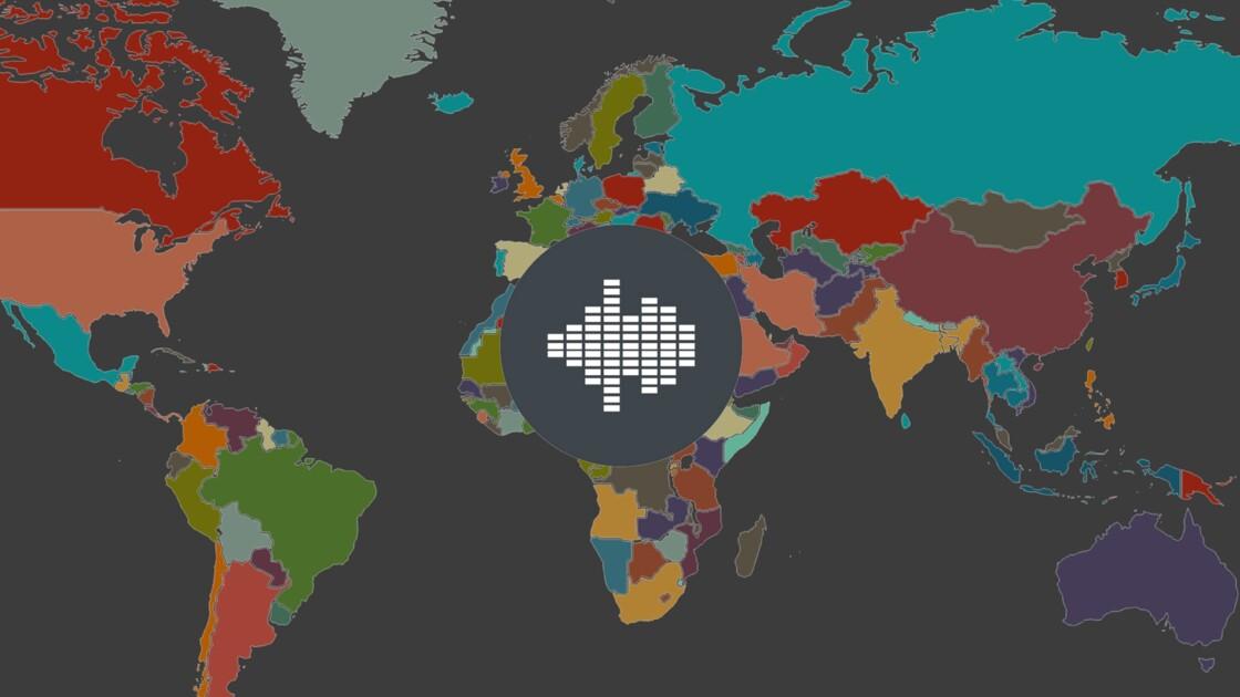 Écoutez les voix du monde