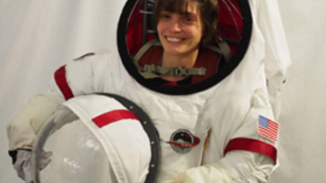 """""""Sur Mars, c'est huit minutes de douche par semaine"""""""