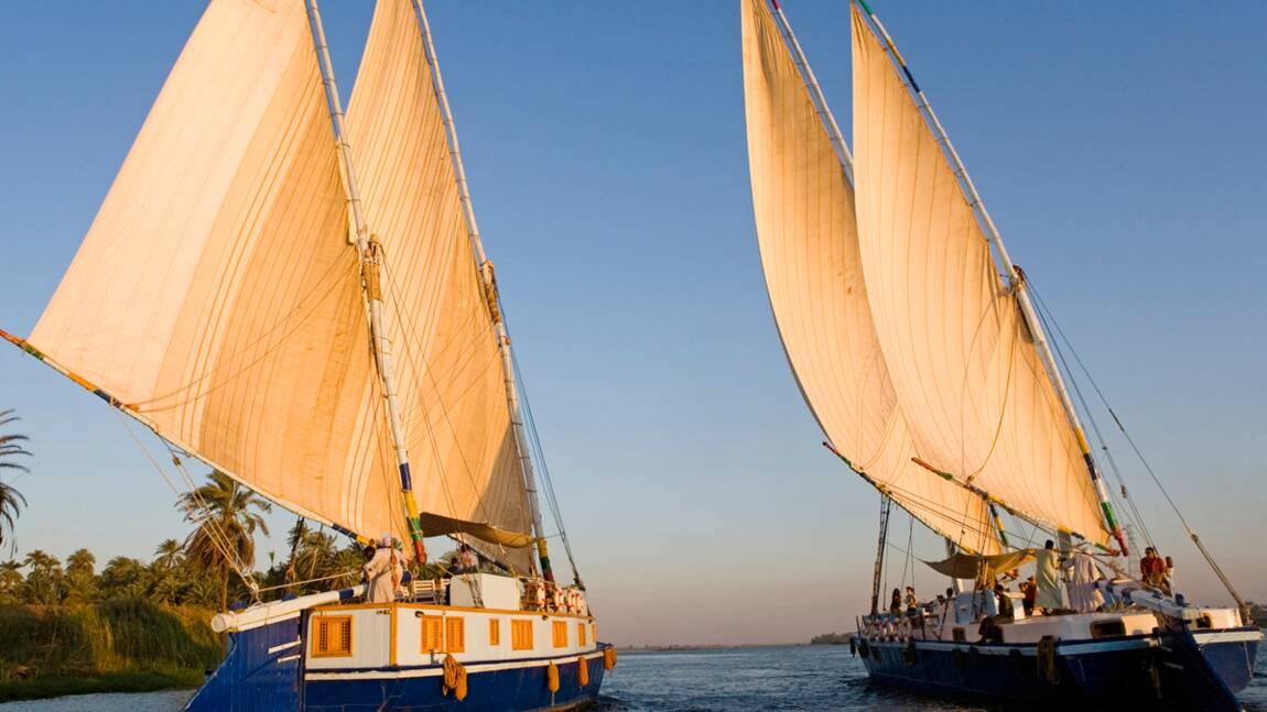 "Egypte : en remontant le Nil en ""sandal"""