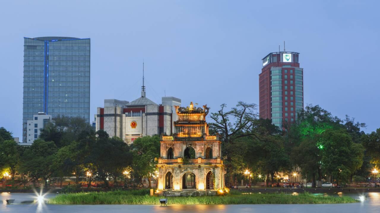 Vietnam : Hanoi, cité millénaire