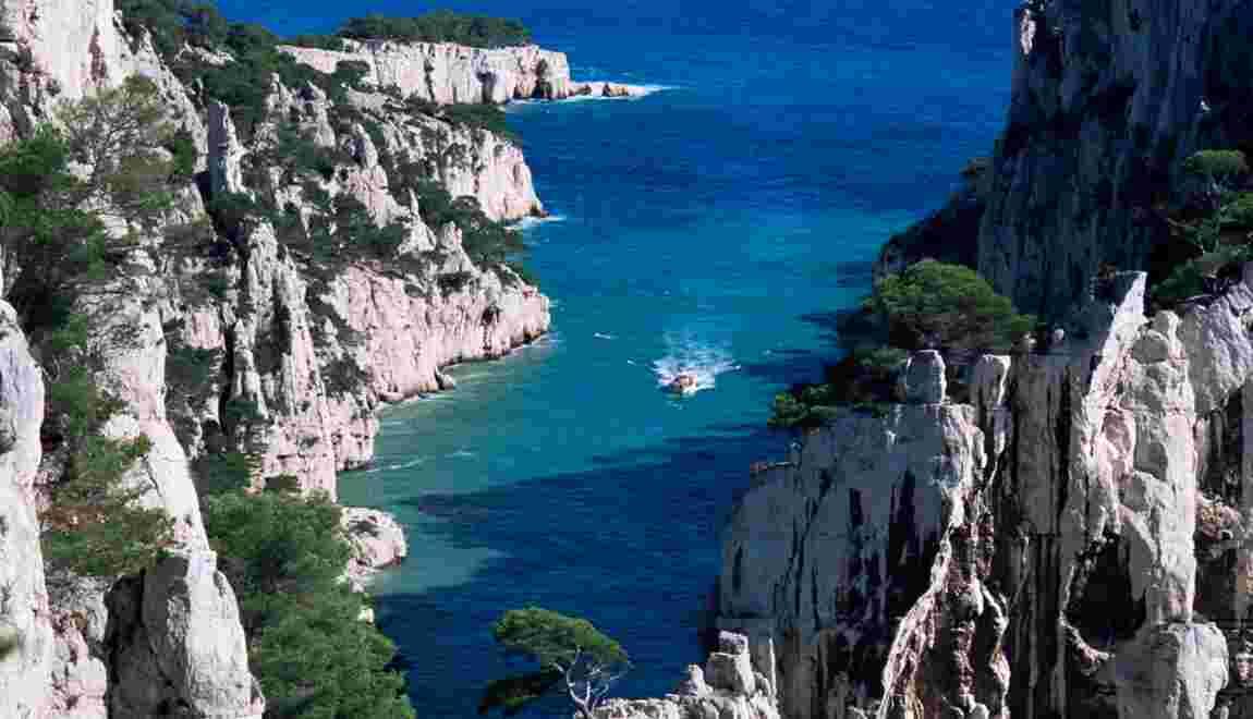 Marseille : Le paradis blanc des calanques