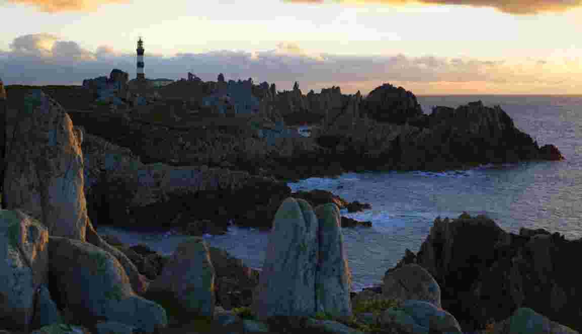 Bretagne : Ouessant, la dernière sentinelle en mer d'Iroise