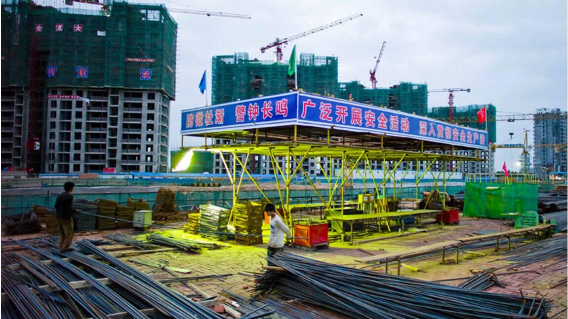 Chine : Ordos, la mégapole des steppes