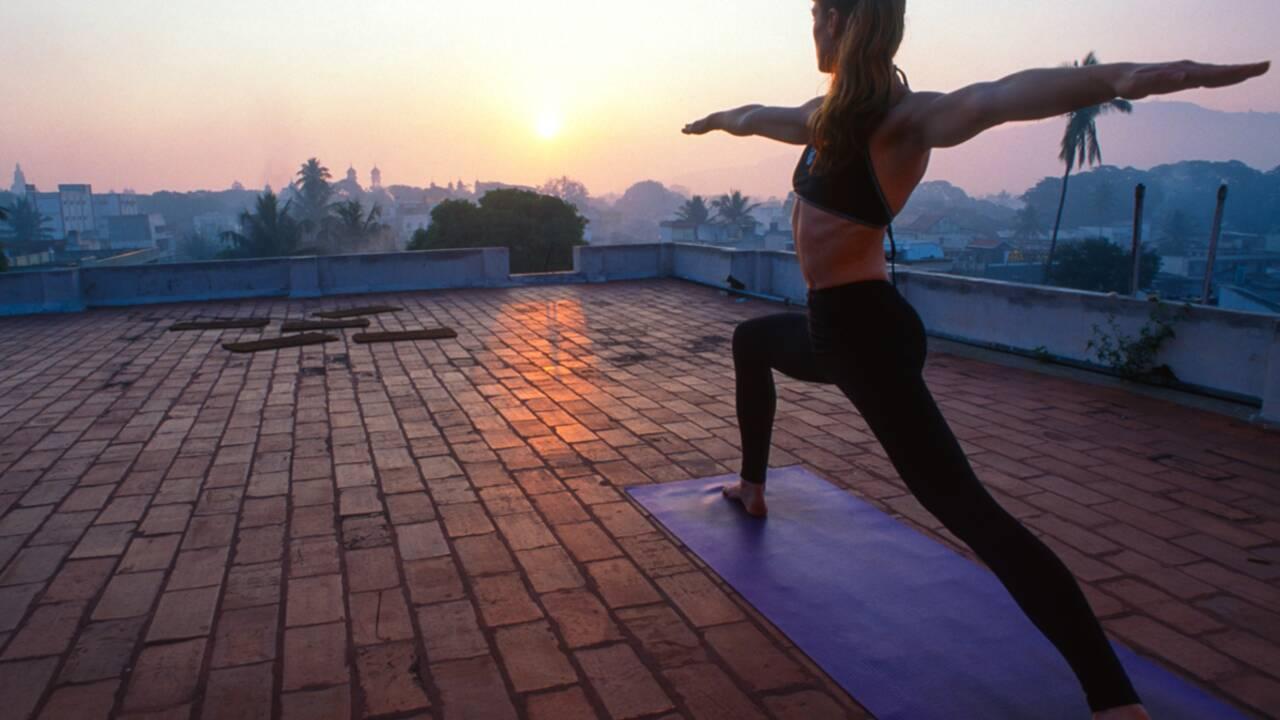 Inde - Yoga : Mysore, la nouvelle capitale antistress