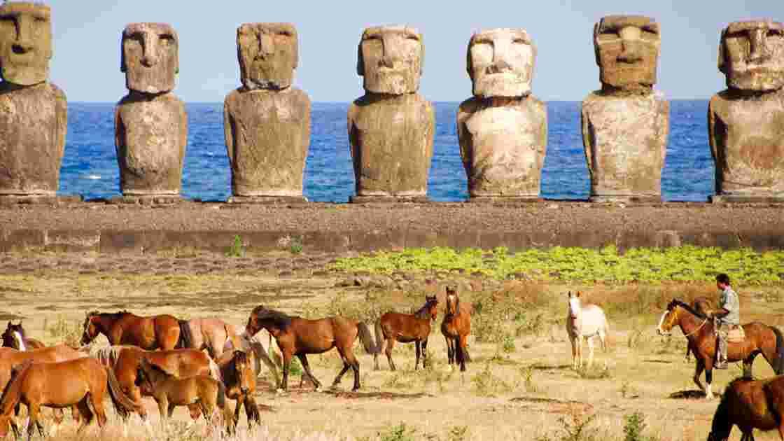 Chili : l'île de Pâques, dernière frontière du Pacifique