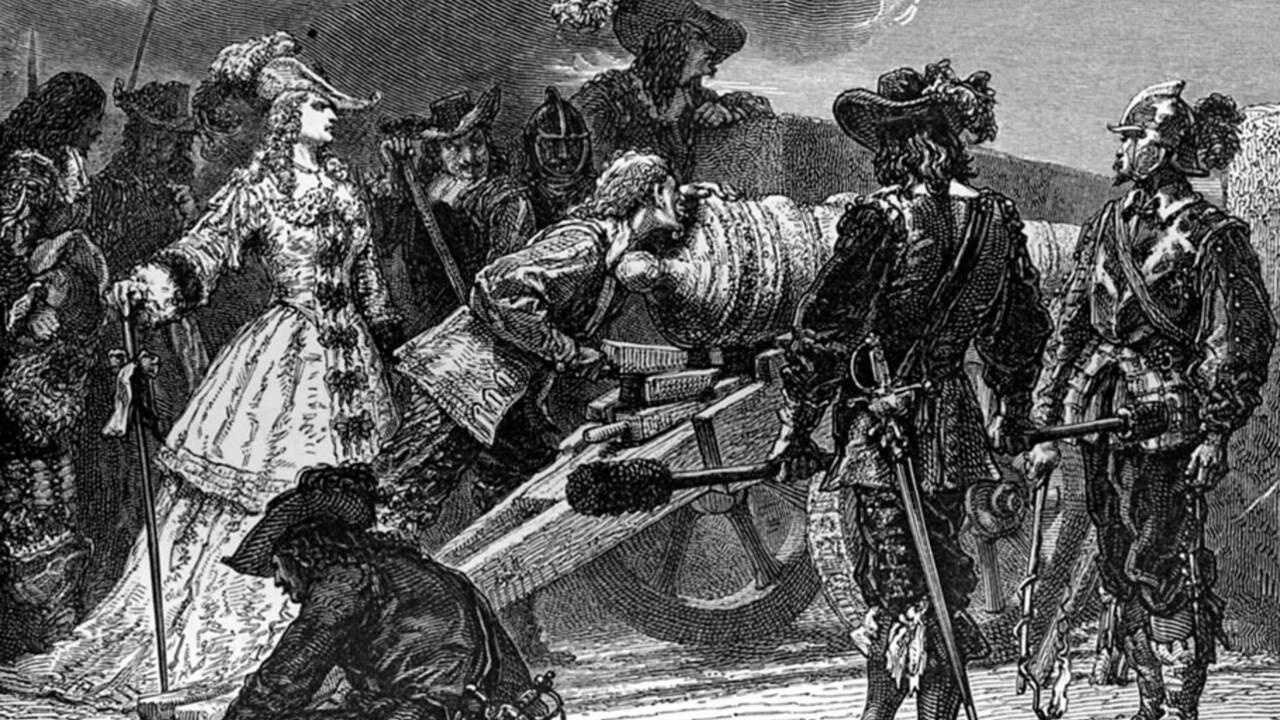 Louis XIV : Le traumatisme de la Fronde
