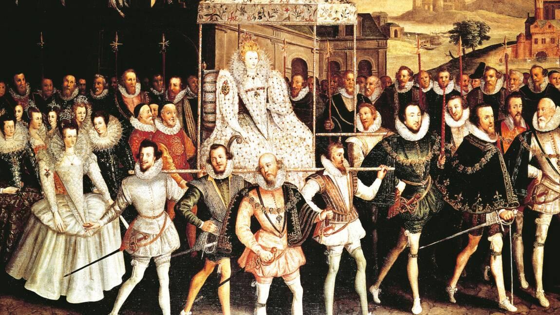 Angleterre - La reine Elisabeth I : Célibataire mais pas si sage...